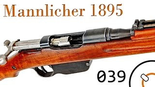 Small Arms of WWI Primer 039: Mannlicher 1895