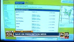 Use GoodRx to save on prescription medications