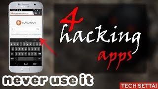Mersal ஆன 4 hacking apps | இவளவு powerfull app ah?? | tech settai tamil