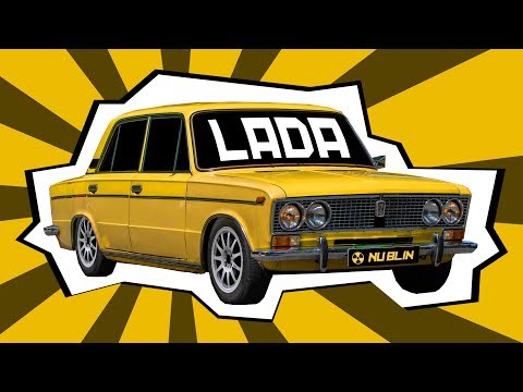 LADA (lyric video) - uamee x Professional Gopnik x Boris