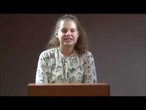 Изображение предпросмотра прочтения – ЕкатеринаСавина читает произведение «Моим стихам, написанным так рано…» М.И.Цветаевой