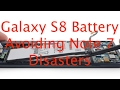 What do I think? #243 Galaxy S8 Avoiding Note 7 Battery's