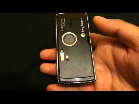 Sony Ericsson K850i Mobile Phone (Review)