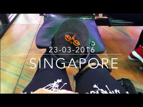 SINGAPORE : VLOG #1
