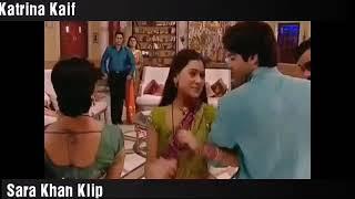 Sara Khan en güzel klip