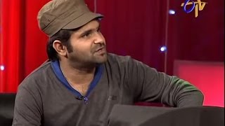 Jabardasth - జబర్దస్త్ - Chalaki Chanti Performance on 21st August 2014