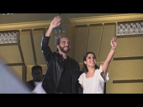 El Salvador da un giro a la derecha con el triunfo de Bukele en las presidenciales