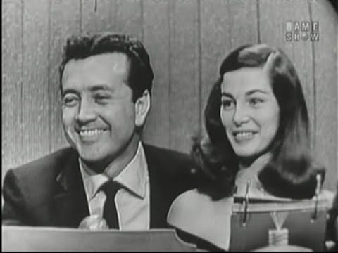 What's My Line? - Arthur Murray; Pier Angeli & Vic Damone; Paul Winchell [panel] (Jun 17, 1956)
