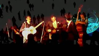 """Mclusky cover by Punch Brothers 11-21-10 Arkansas show encore: """"Icarus Smicarus"""""""