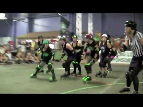 roller derby: Rome @ Athens
