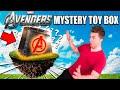 MYSTERY TOYS BOX AVENGERS INFINITY WAR EDITION!! 📦⁉️ Rarest Avengers Toys, Ironman, Thanos & More!