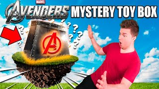MYSTERY TOYS BOX AVENGERS INFINITY WAR EDITION!! 📦⁉️ Rarest Avengers Toys, Ironman, Thanos & More!