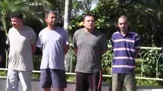 Detenidos en Atiquizaya