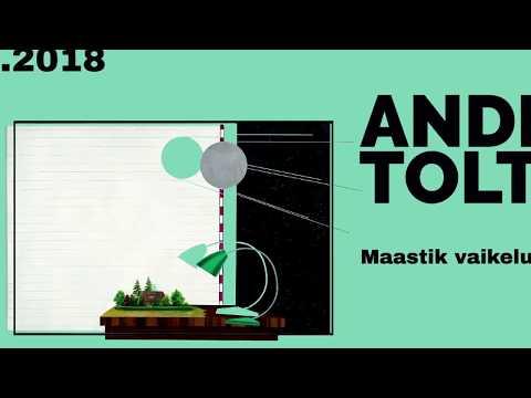 Andres Tolts. Maastik vaikeluga. Näitus Kumus 24.11.17—01.04.18