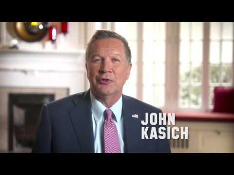"John Kasich 2016 - ""Rise"""