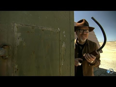 90-Degree Barrel | MythBusters