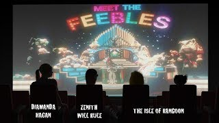 Meet the Feebles review (with Zenith will Rule and The Isle of Rangoon)
