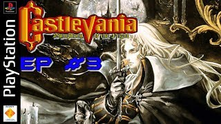 Castlevania SotN: part 3 - not so public library