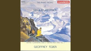 Forgotten Melodies, Op. 38: No. 5. Danza rustica