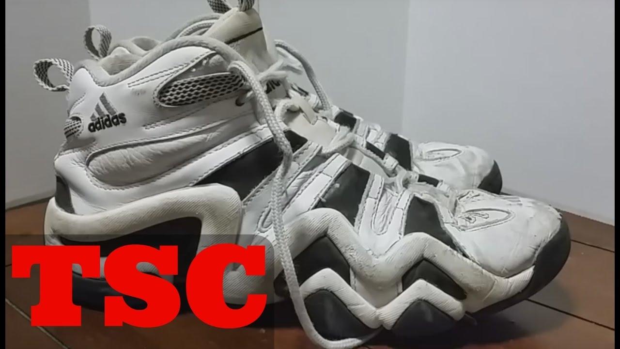 The Sneaker Chop Adidas Crazy 8 Kobe Bryant
