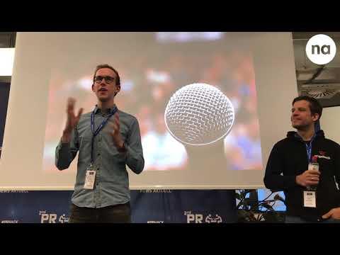 """BLOGPOST: Reboot Hacking! Der zweite PR-Hackathon Deutschlands läuft - """"Hackstage"""" Tag 1"""