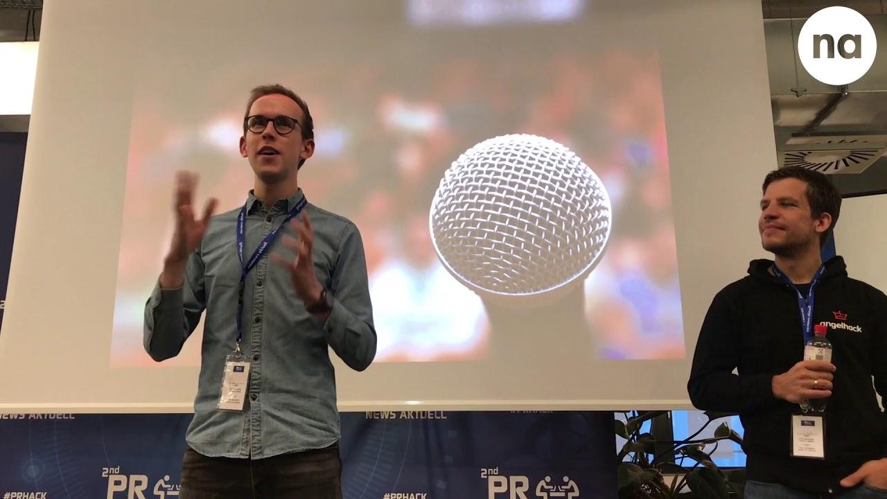 PR-Hackathon 2018 | Tag 1