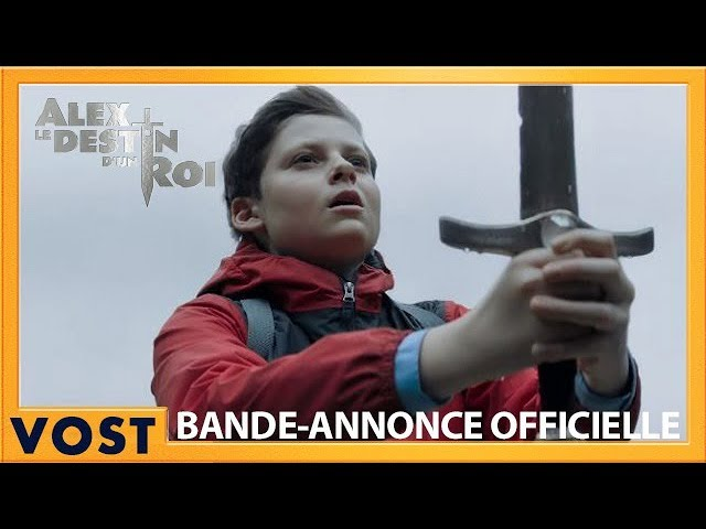 Alex, le Destin d'un Roi | Nouvelle Bande-Annonce [Officielle] VOST HD | 2019