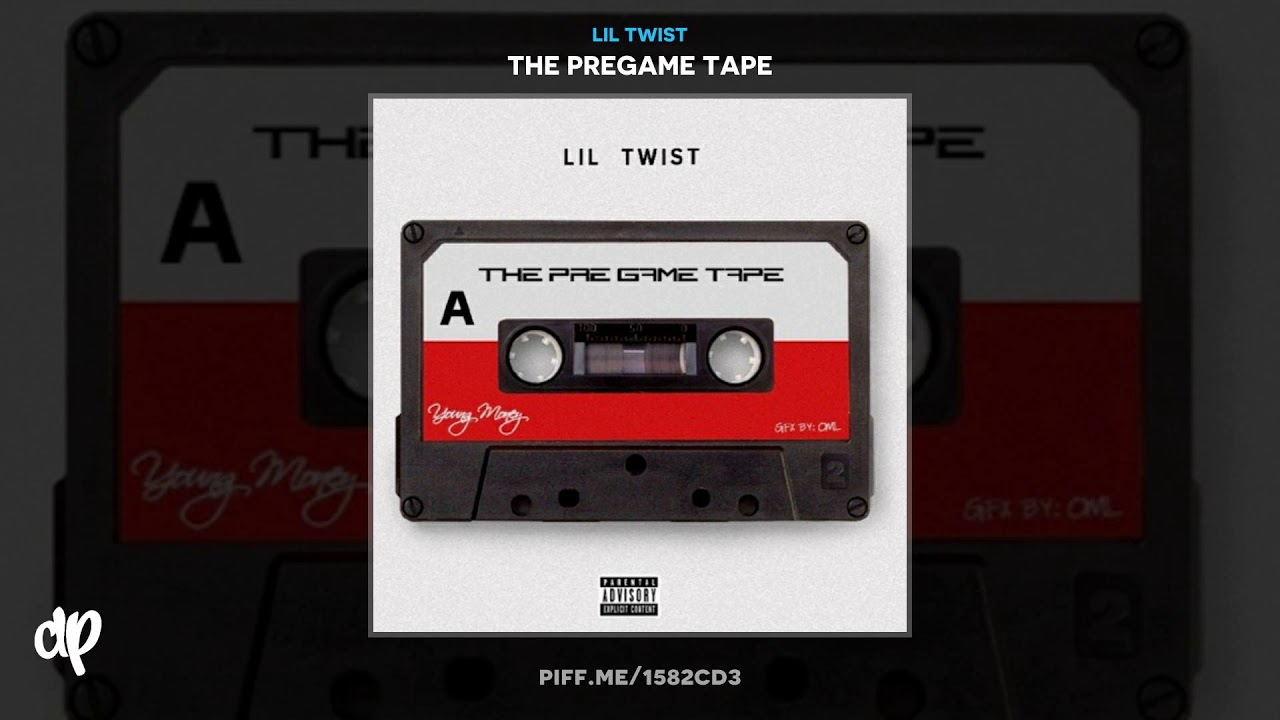 Lil Twist — Adidas [The Pregame Tape]