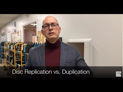 Indie Music Minute: Disc Replication Vs. Duplication
