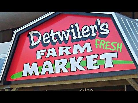 Detwiler's Farm Market New Store