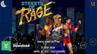 Streets of Rage Classic - Explore thug-infested urban environments and bring order to the city.