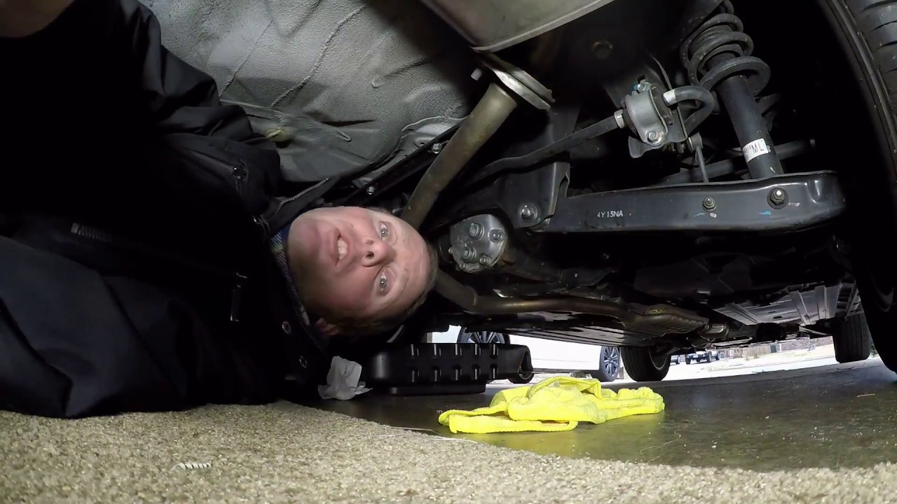 2015 Subaru Forester XT: Ep  35: Changing the Rear Differential Oil