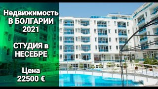 Студия в болгарии цена коммерческая недвижимость в барселоне купить