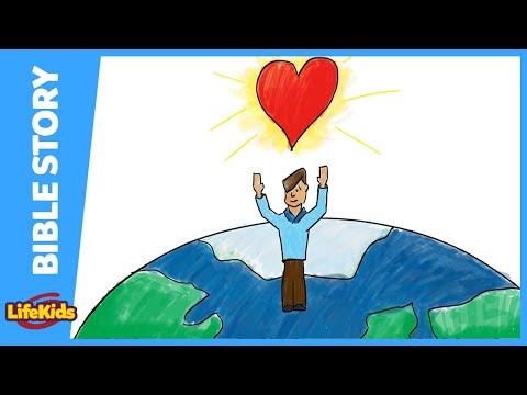 This Little Light Of Mine   KIDS MUSIC VIDEO   Bible Story   LifeKids