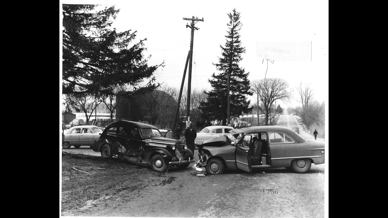 VINTAGE AUTO WRECKS - YouTube