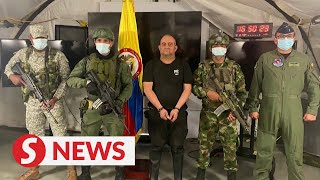 Drug kingpin Otoniel captured in Colombia