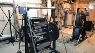 Намотчик ребра арматуры (одностадийное скручивание нити и наматывание ребра)(Намотчик ребра арматуры (одностадийное скручивание нити и наматывание ребра) Цена оборудования для произв..., 2015-01-02T15:40:31.000Z)