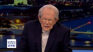 'We Do Not Have To Fear': CBN Founder Pat Robertson Prays For God To Remove Coronavirus Fears