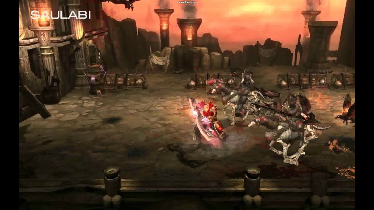 Trinity 2 Action Rpg Video Game Teaser Trailer Pc Youtube