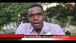 Bob Chacha Wangwe: Hata wakihama Mbowe, Lissu sitahama Chadema