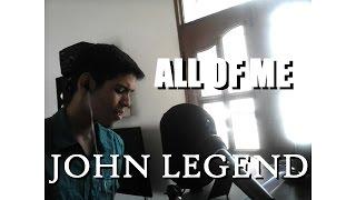 Gambar cover All Of Me/John Legend (Cover Mario M. Segovia)