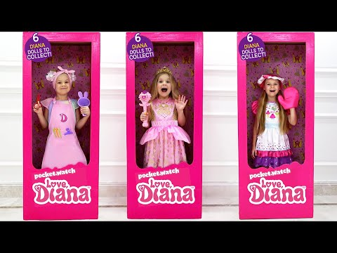 Diana Becomes a