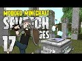 Minecraft SevTech: Ages   17   A New DIMENSION!   Modded Minecraft 1.12.2