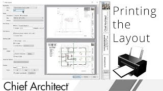 How To Print Your Layout Documents