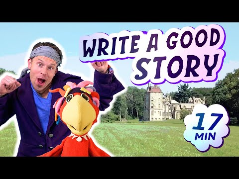 Cap'n Ben goes to a Castle! ✨ Write a Good Life Story [Episode 2]