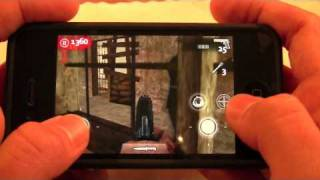 Call of Duty Zombies: iPhone/iPod touch App Review