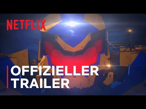 Pacific Rim: The Black | Offizieller Trailer 1 | Netflix