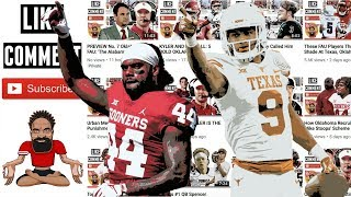 SCHEME: Bookie And Oklahoma's Defensive Backs vs. Texas Wide Receivers