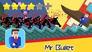 Mr Bullet - Spy Puzzles - Lion Studios - Walkthrough Fight Back Now! Recommend index four stars