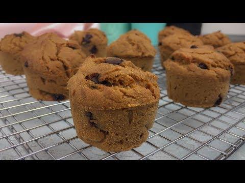 Sweet Potato Muffins | Gluten-Free | Dairy-free | Egg-free | Vegan